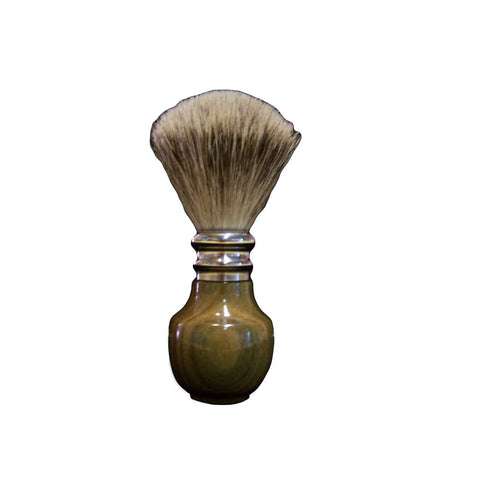 Best Badger Shaving Brush Guayacan Wood - Zouf.biz