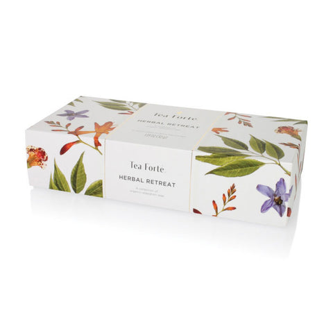 Herbal Retreat Tea Presentation Box - Zouf.biz