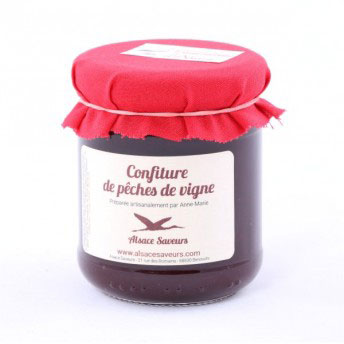 Vineyard Peach Jam - 250g