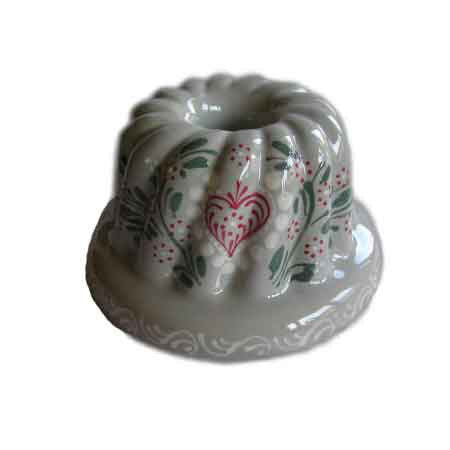 Alsatian Pattern Bundt Pan - Grey - Zouf.biz