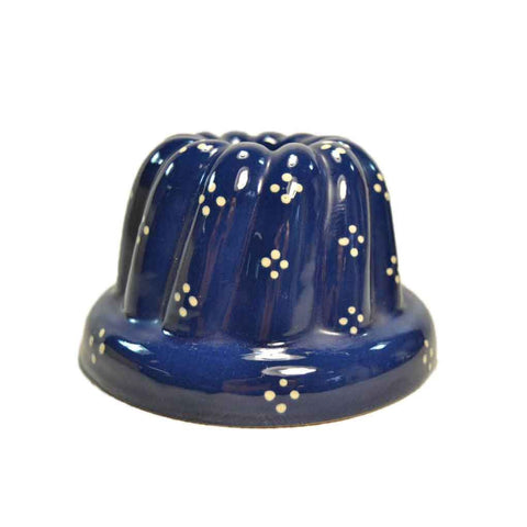 Dot Bundt Pan - Blue - Zouf.biz