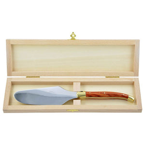 Laguiole Pie Server Rosewood, Prestige Collection - Zouf.biz