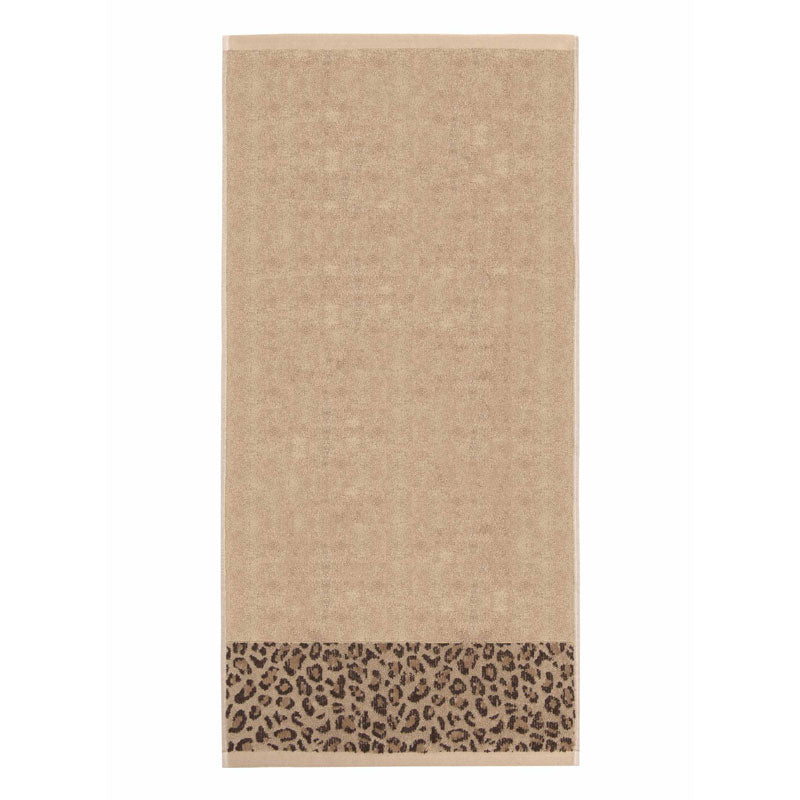 Leopard 100% Cotton Hand Towel - Zouf.biz