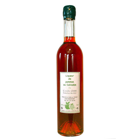 Apple Liqueur with Calvados - Zouf.biz