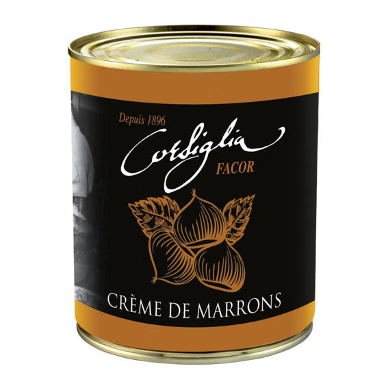 Creme de Marrons (Chestnut Cream) - 1kg - Zouf.biz