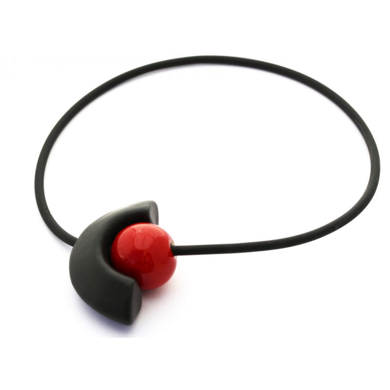 Cherry Luna Yucatan Necklace - Zouf.biz