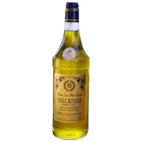 French Extra Virgin Olive Oil AOP - 1l