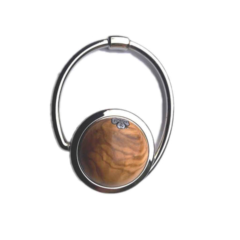 Olive Wood Handbag Hook - Zouf.biz
