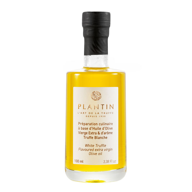 Extra Virgin Olive Oil with White Truffles - 100ml - Zouf.biz