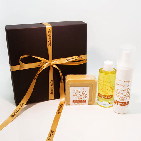 Organic Argan Wellbeing Gift Set