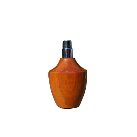Pernambuco Wood Travel Spray Refillable Holder - Zouf.biz