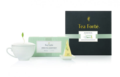Tea Rejuvenation Gift Set - Zouf.biz
