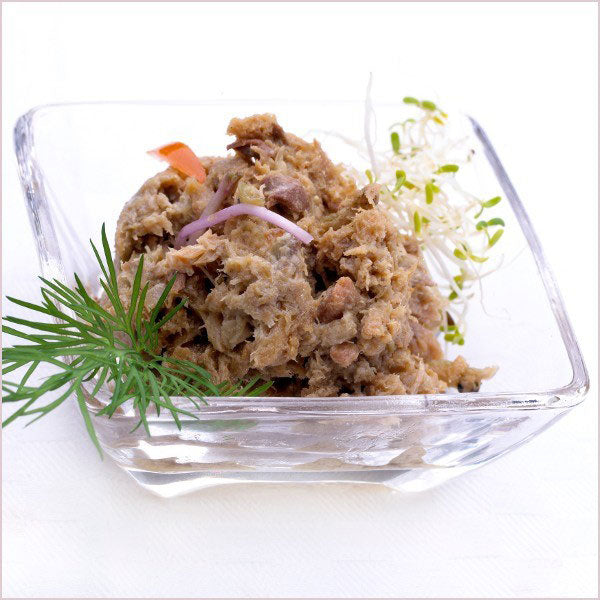 Mackerel Rillettes with Madagascar Wild Pepper - 90g - Zouf.biz