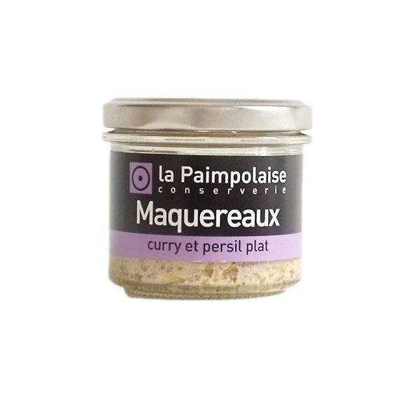 Mackerel Rillettes - 80g - Zouf.biz