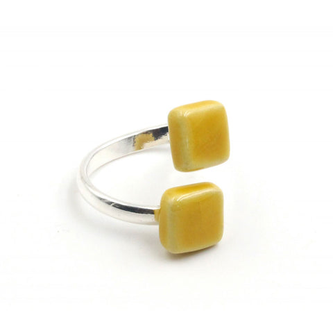 Sun Kub Ceramic Ring - Zouf.biz