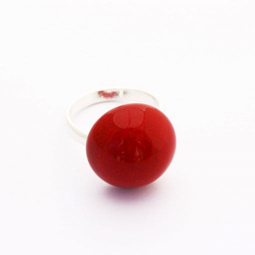 Cherry Ludic Urban Ceramic Ring - Zouf.biz