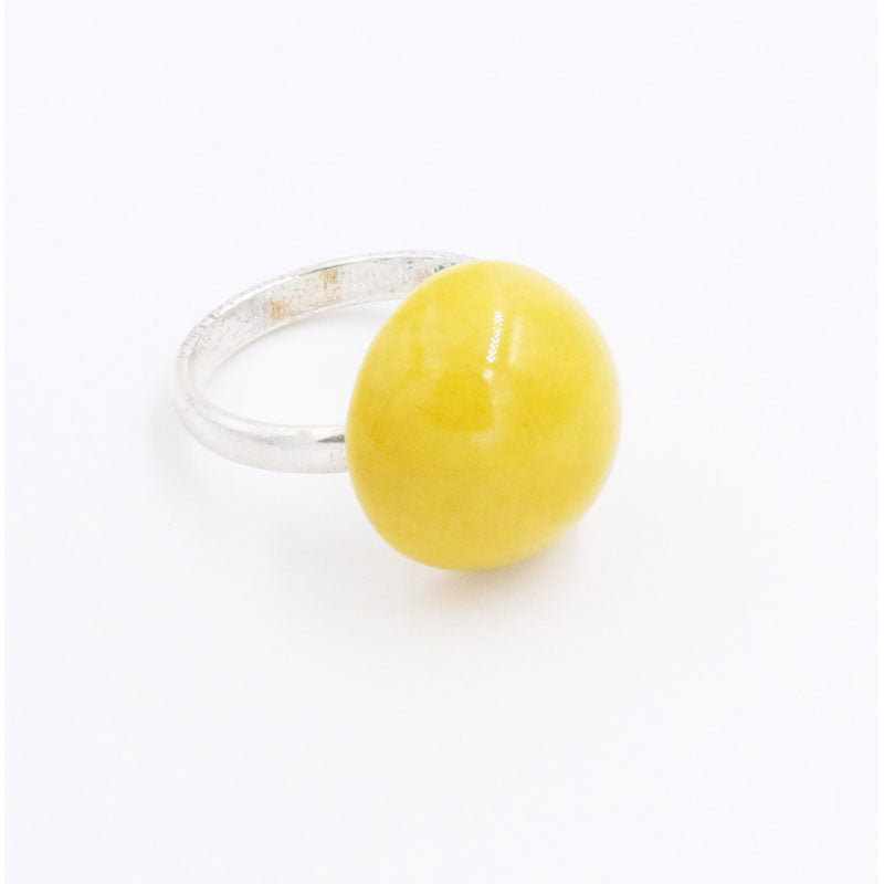 Sun Ludic Urban Ceramic Ring - Zouf.biz