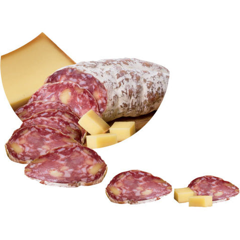 French Saucisson Sec - Comté Cheese - 400g