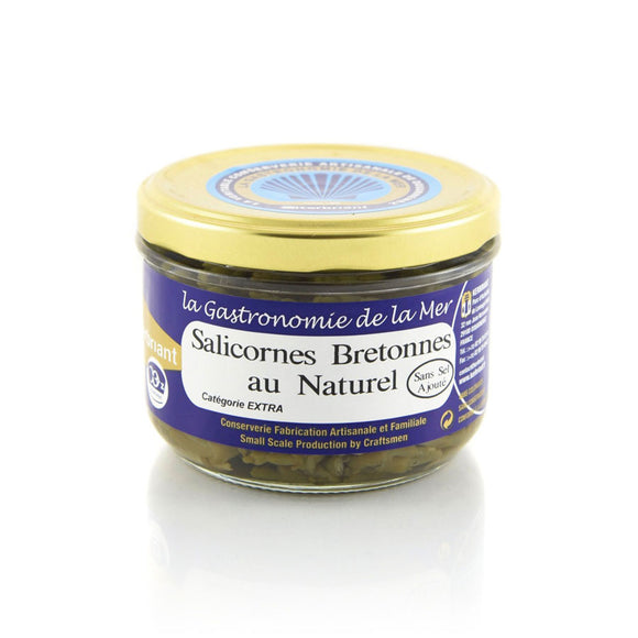 French Salicornia 200g Jar