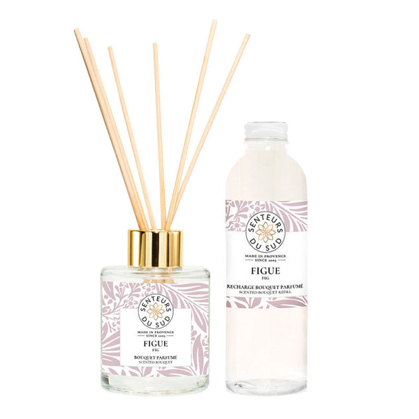 Fig Reed Diffuser Gift Set - Zouf.biz