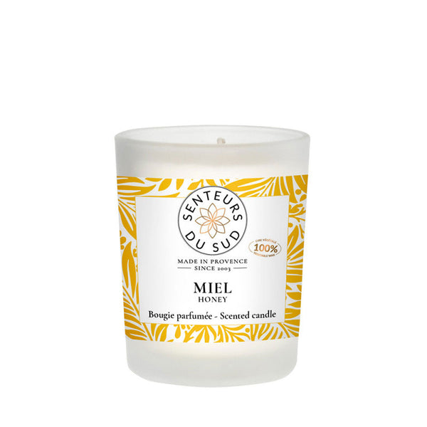 Scented Candle Honey - 75g - Zouf.biz