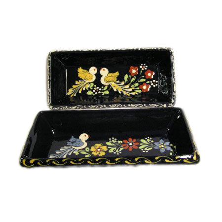 Fantasy Serving Dish 21cm - Blue