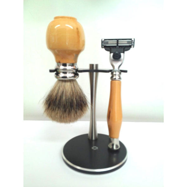 Boxwood Shaving Set - Zouf.biz