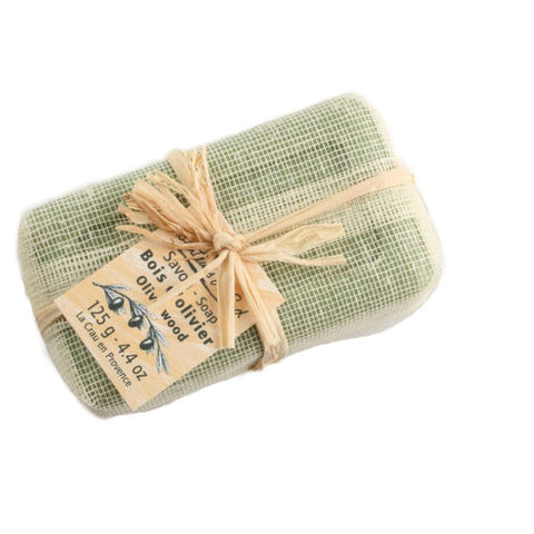 Olive Wood Soap - 125g - Zouf.biz
