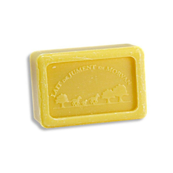 Organic Mare's Milk Soap Honeysuckle - 100g - Zouf.biz