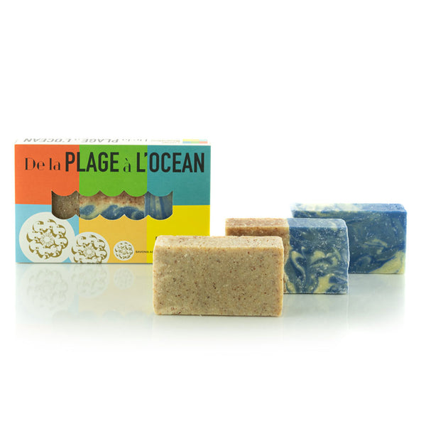 Natural Cold Process Soap Set - Zouf.biz