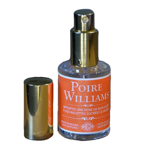 Poire Williams Culinary Spray - 30ml - Zouf.biz