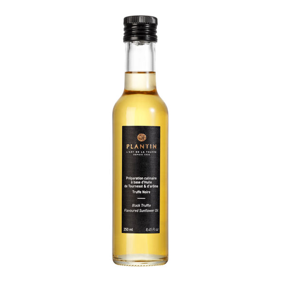Sunflower Oil with Black Truffle - 250ml