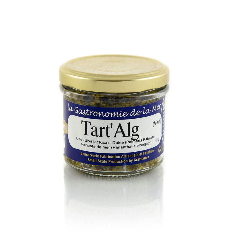 Tart'Alg with Capers and Gherkins - 100g - Zouf.biz
