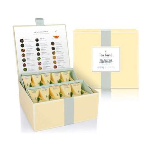 Tea Chest Tasting Assortment Collection - Zouf.biz