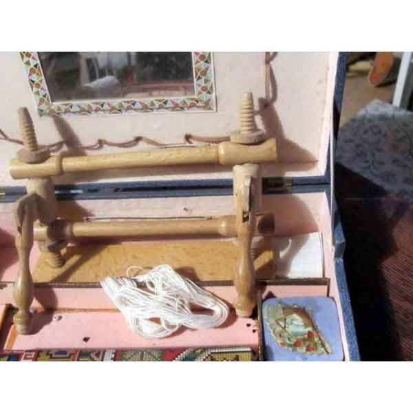 Vintage Toy Box for Tapestry - Zouf.biz