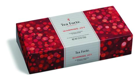 Warming Joy Tea Presentation Box
