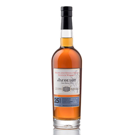 Highland Single Malt Scotch Whisky 25 Year Old - Zouf.biz