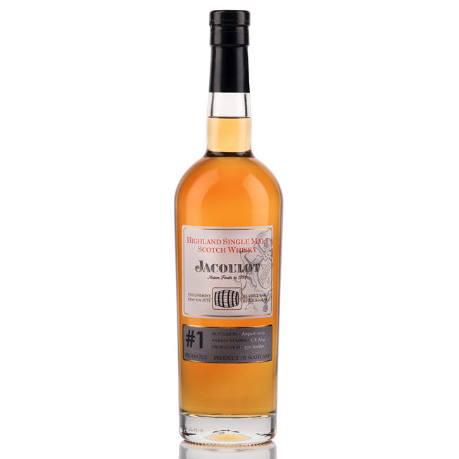 Highland Single Malt Scotch Whisky - 70cl - Zouf.biz