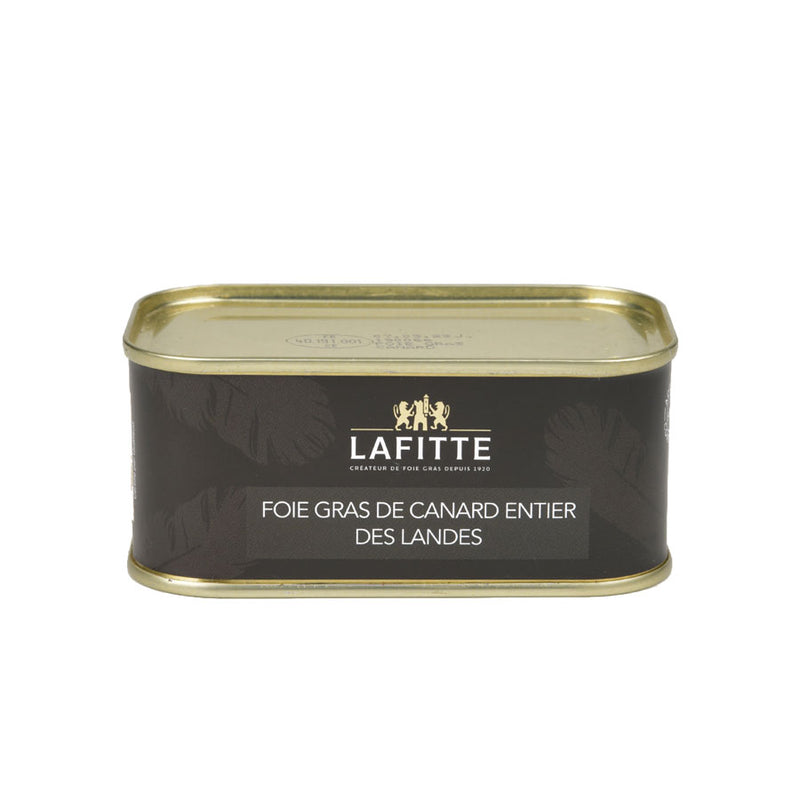 Whole Duck Foie Gras - 200g Tin - Silver Medal - Zouf.biz