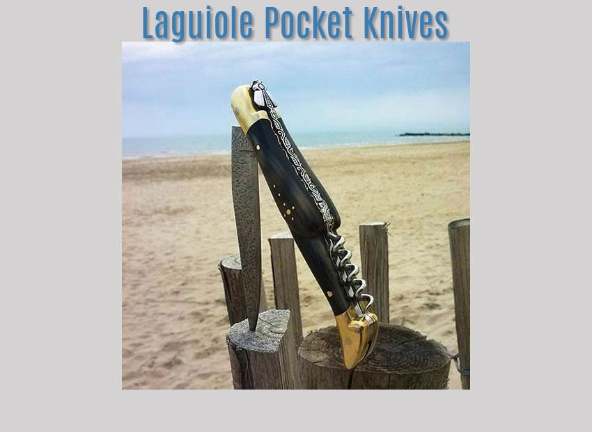 Laguiole Pocket Knives
