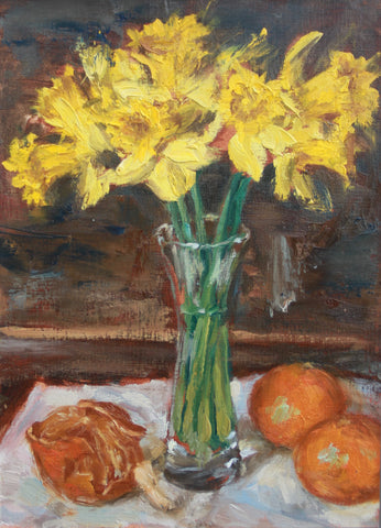Daffodils and Oranges