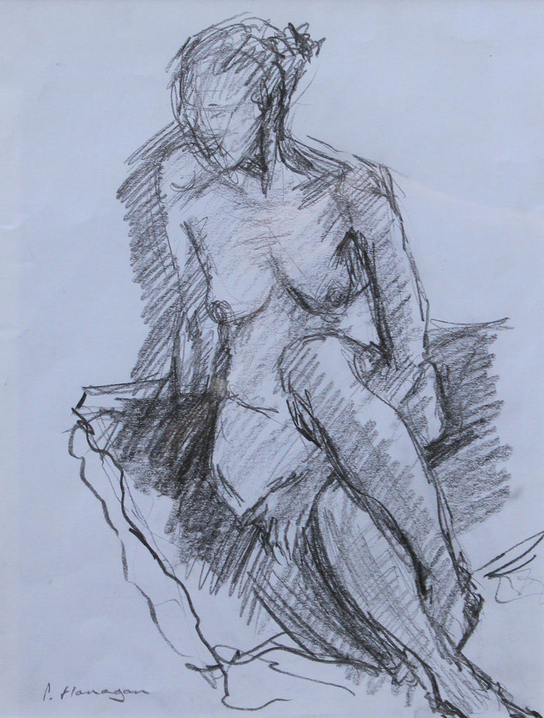 Seated Nude 4