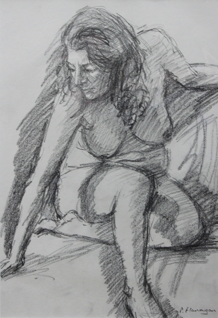 Seated Nude 1