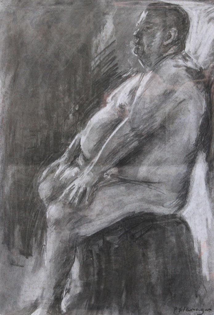 Seated Nude, Paul 2