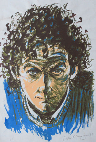 Self-portrait 1987