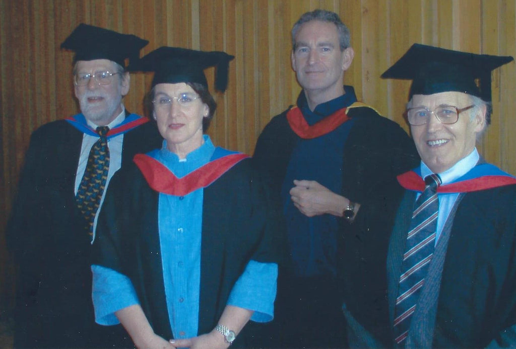 Graduation Ceremony for the HNC Fine Art course which I ran for Newcastle College