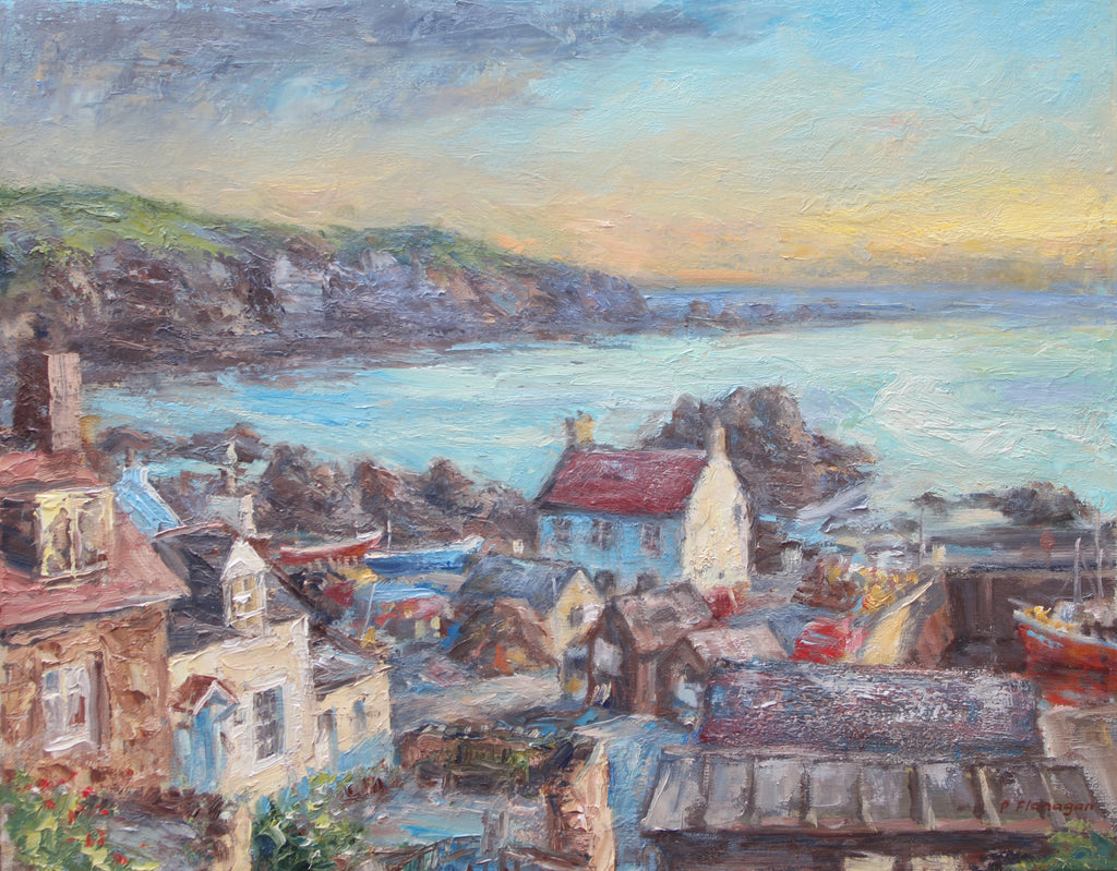 St Abbs, Morning Light