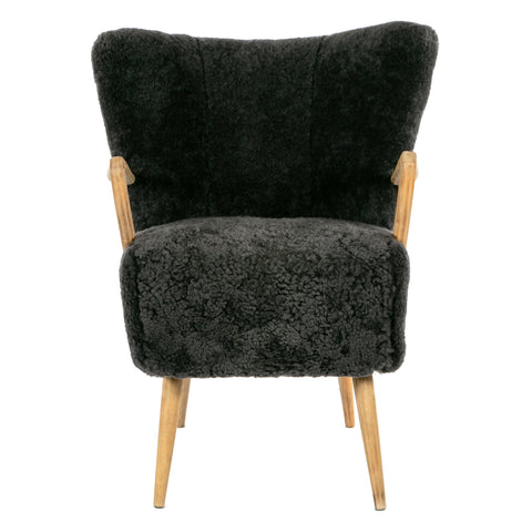 White short haired Icelandic Sheepskin seatpad