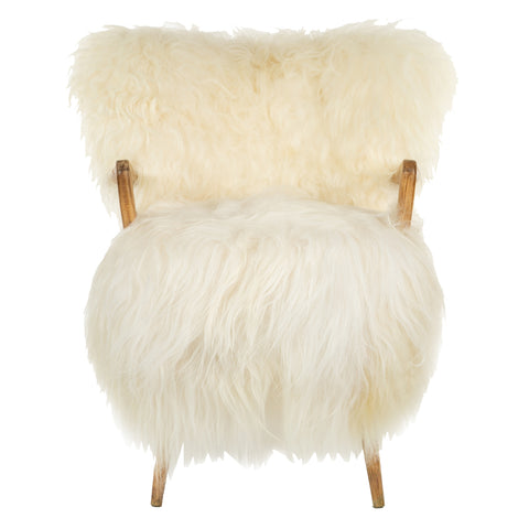 "Luxury Icelandic ""Yeti""  Chair"