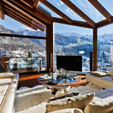 Living In Style - Mountain Chalets